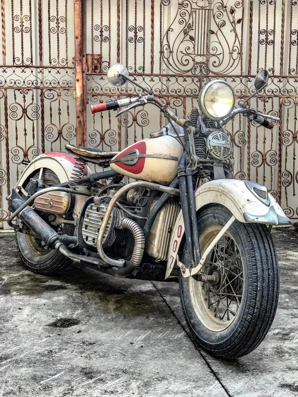 Harley XA  78123610