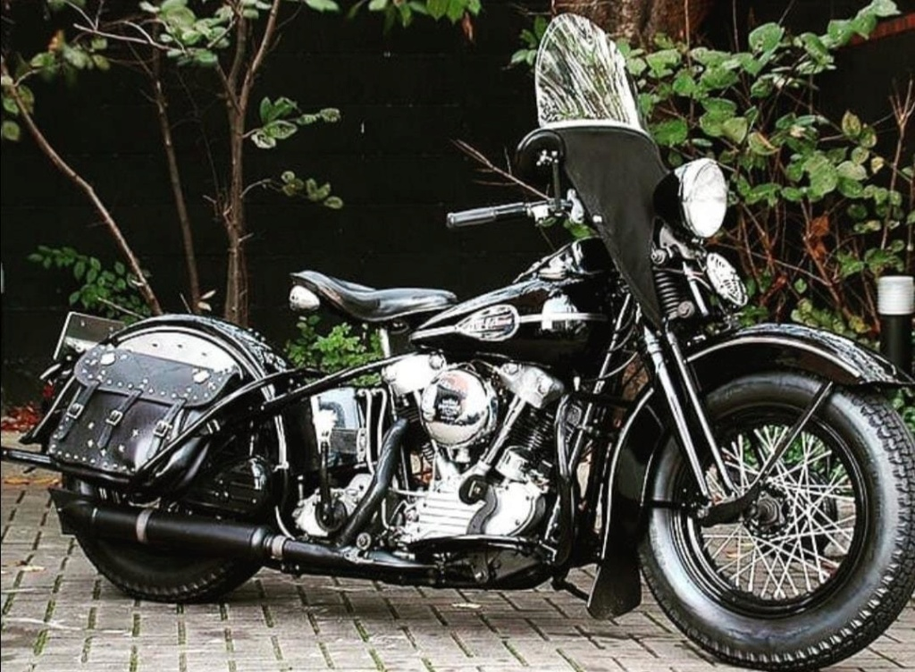 Les vieilles Harley Only (ante 84) du Forum Passion-Harley - Page 20 81939710