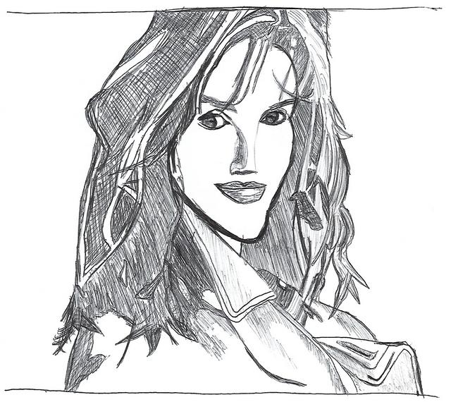 Apprendre à dessiner : conseils. 00311