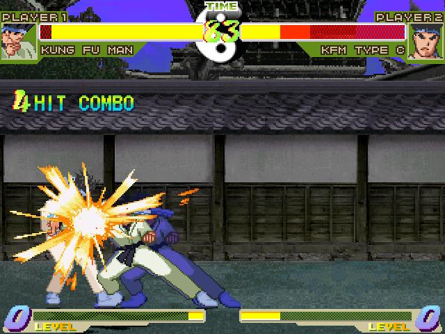 Kung Fu Man Quest By HekuttaSaint 6_spar10