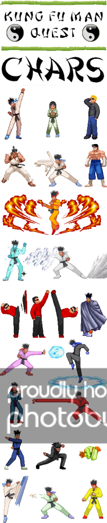 Kung Fu Man Quest By HekuttaSaint Questc10