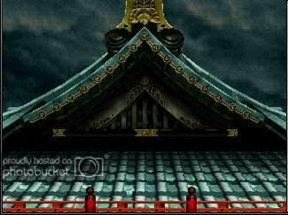 Kung Fu Man Quest By HekuttaSaint Roof_z10