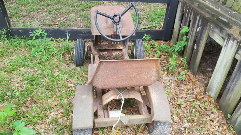 My eaton viking drag mower 20181111