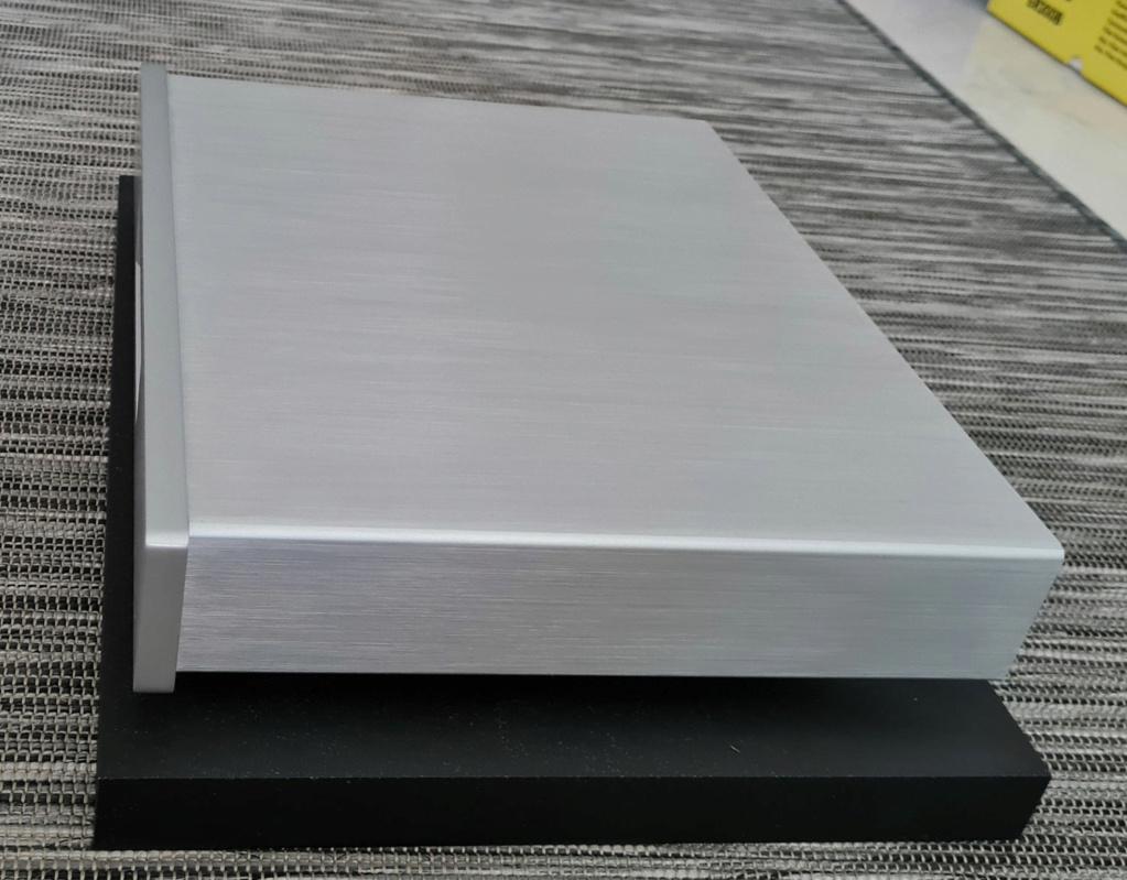 Lumin D2 Network Music Player (Silver) - SOLD Lumin-12