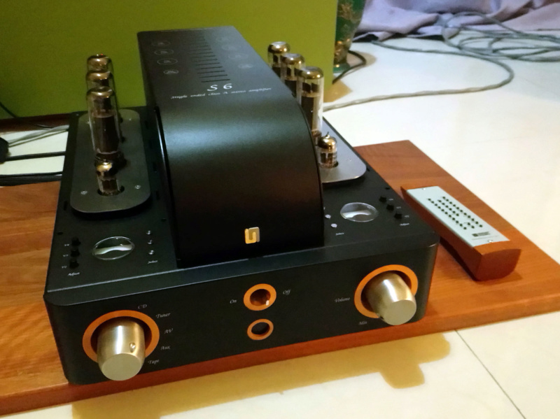 Unison Research S6 Integrated Amplifier (Used) Unison10