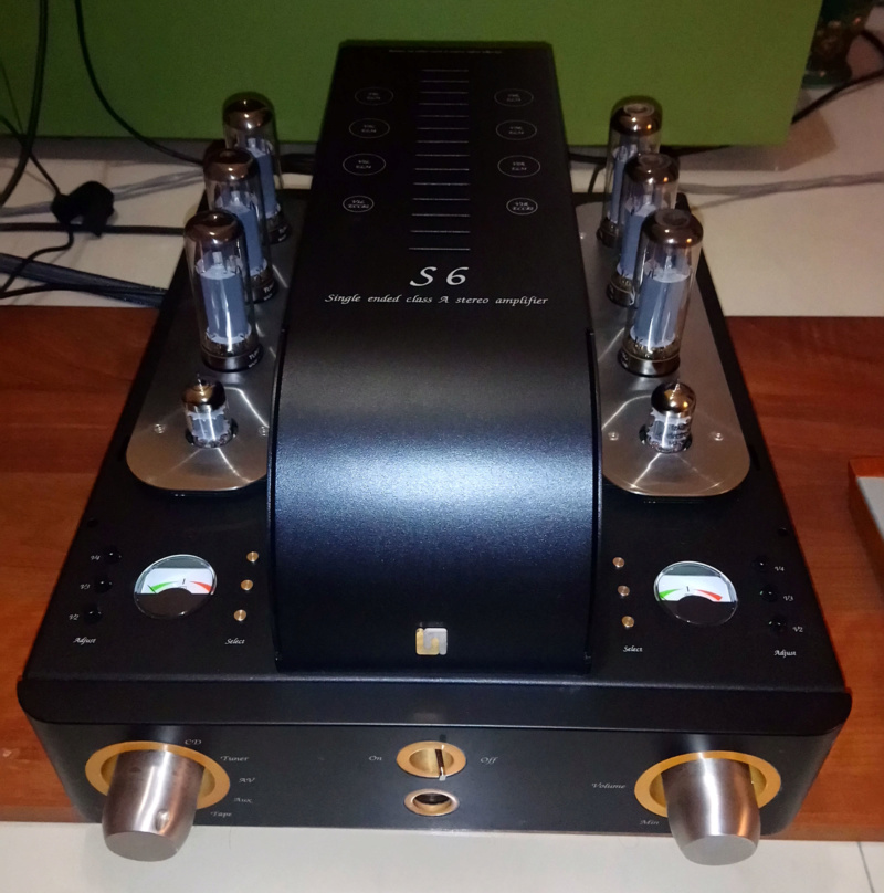 Unison Research S6 Integrated Amplifier (Used) Unison12