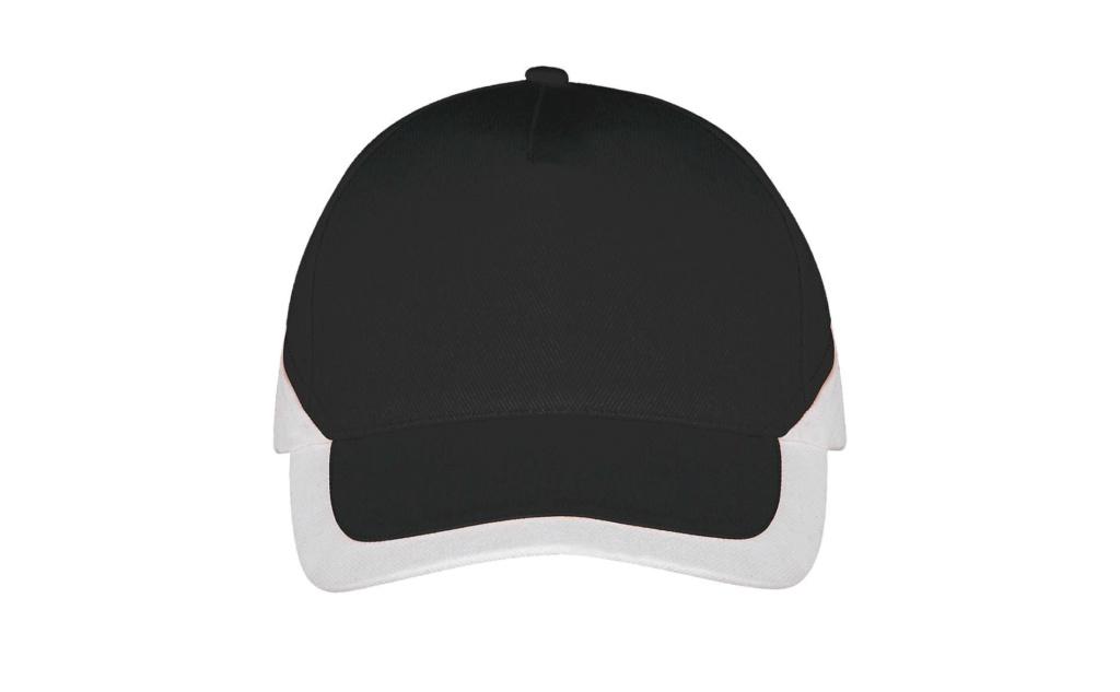 Casquettes personnalisées Noir_b10
