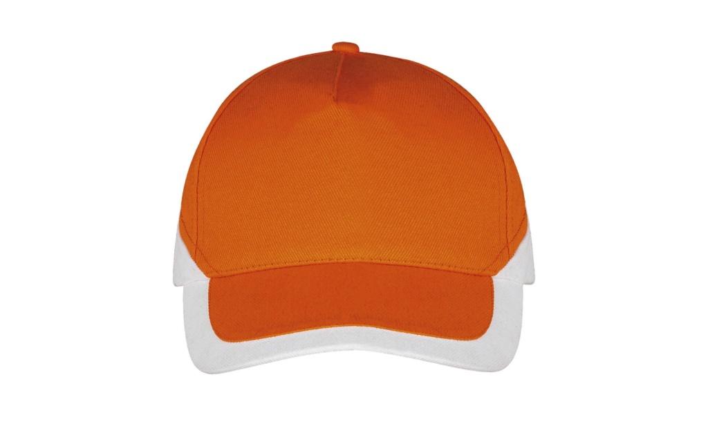 Casquettes personnalisées Orange10