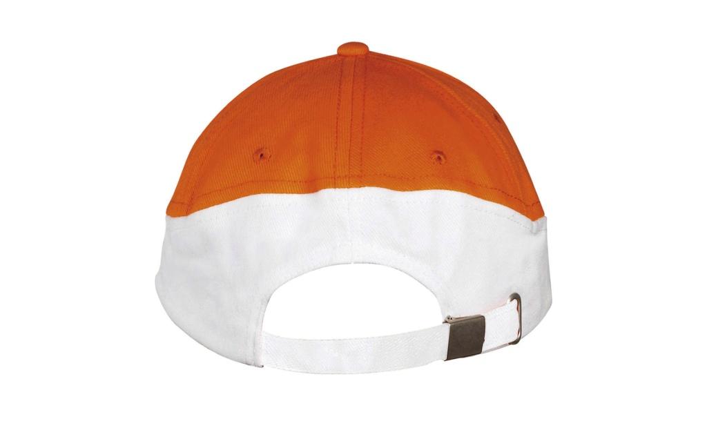 Casquettes personnalisées Orange11