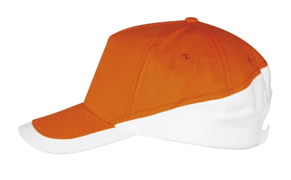 Casquettes personnalisées Orange12