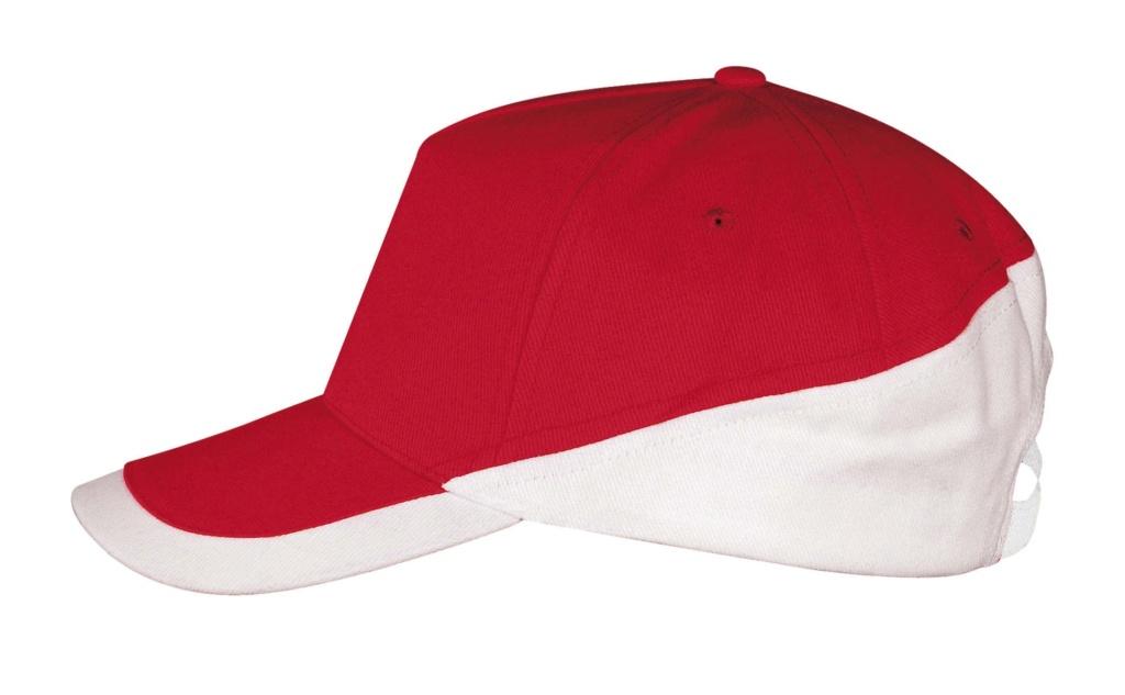 Casquettes personnalisées Rouge_12
