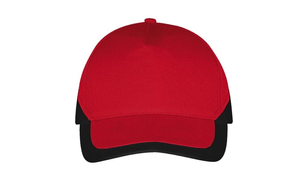 Casquettes personnalisées Rouge_13
