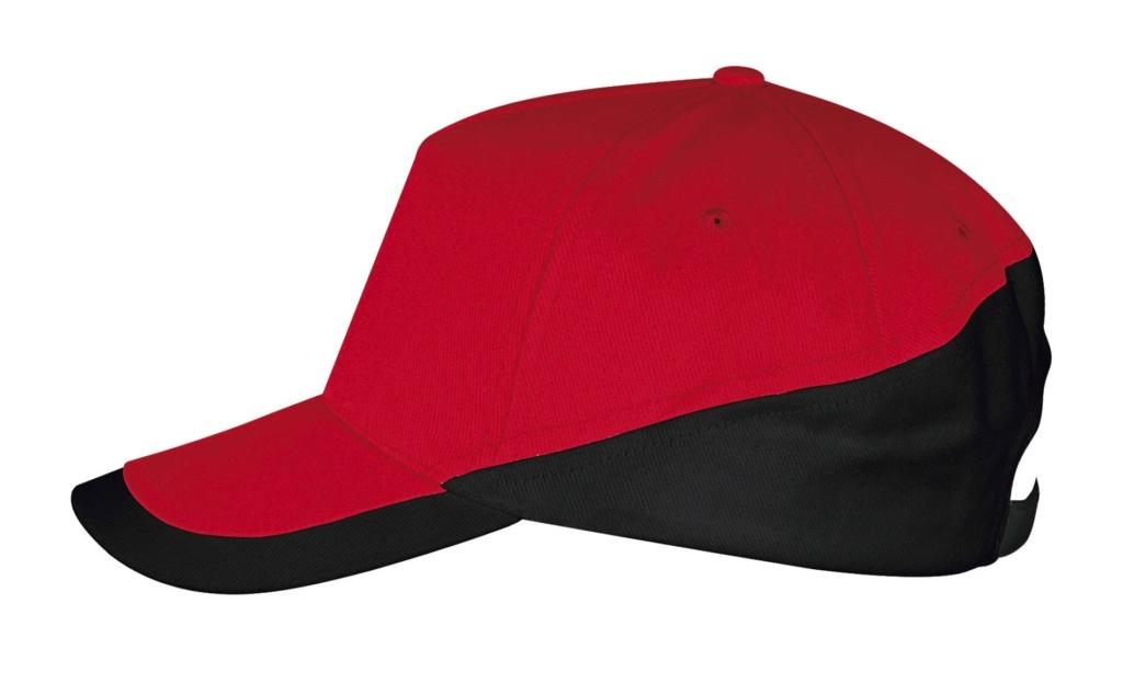 Casquettes personnalisées Rouge_15