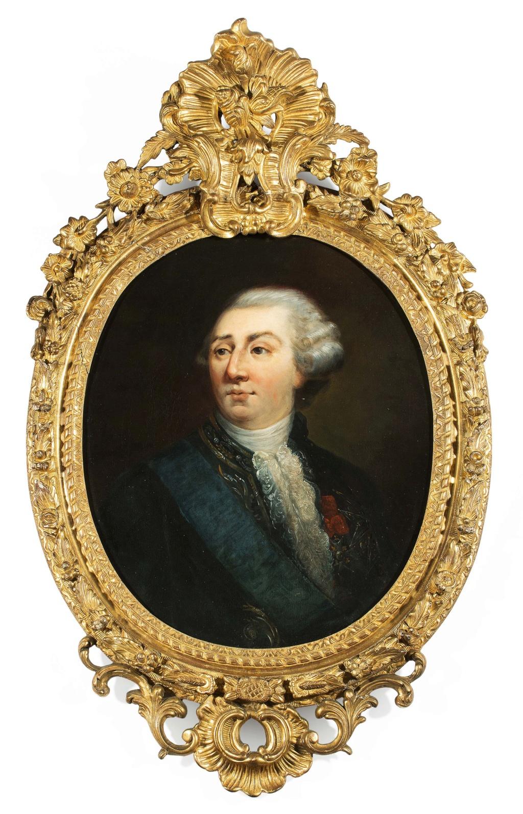 Louis XVI et Marie-Antoinette par Duplessis ? 3220-110