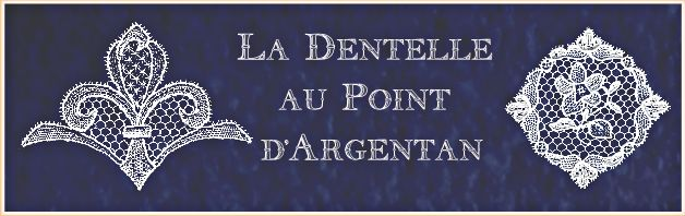 L'abbaye d'Argentan, Bénédictines et belles dentelles Dentel10