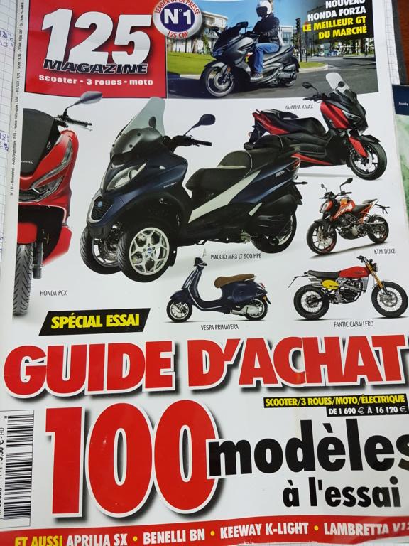 3 roues dans 125 Magazine 20190210