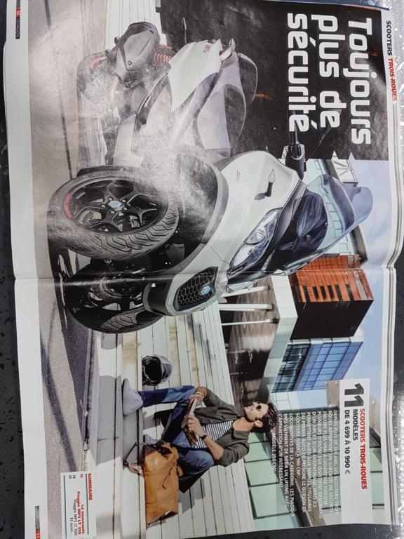 3 roues dans 125 Magazine 20190211