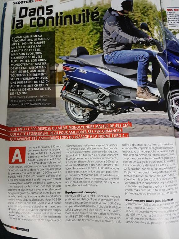 3 roues dans 125 Magazine 20190219