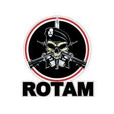 ROTAM - ROTAM - RONDA OSTENSIVA TÁTICAS METROPOLITANAS 20190110