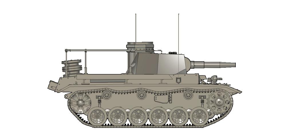 SDKFZ 267 PzBefWg III - Ausf E - Command Tank Sdkfz_15
