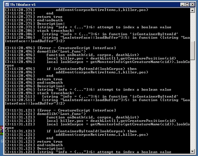 [Mods] Autoloot para 0.3.6 hasta 0.4, corregido tipicos errores Error210