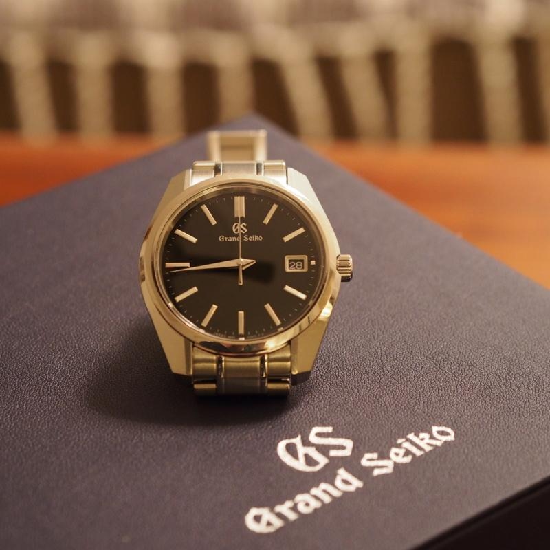 Vends - [Baisse de prix][Vends] Grand Seiko SBGV207  93eb8a10