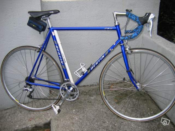 BERTIN - vélo de randonnée années 1990/2000 ? 80s-be10