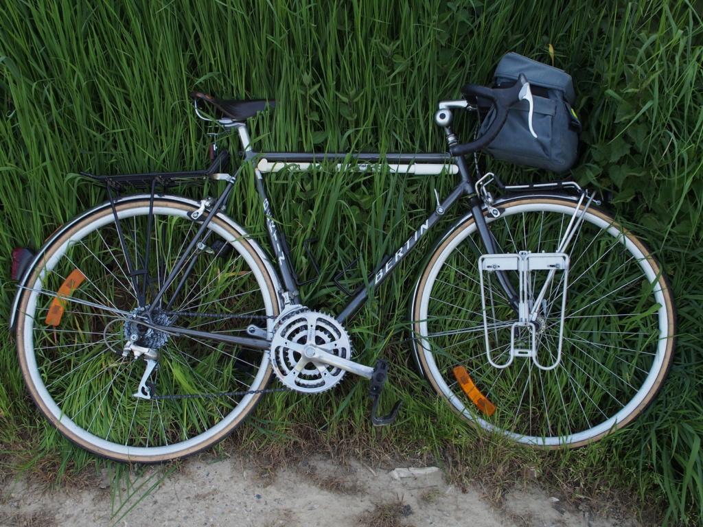 BERTIN - vélo de randonnée années 1990/2000 ? Plab-210