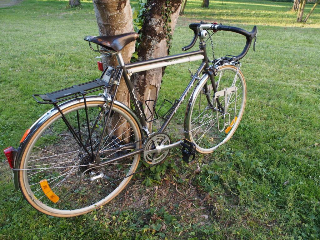 BERTIN - vélo de randonnée années 1990/2000 ? Plab-218