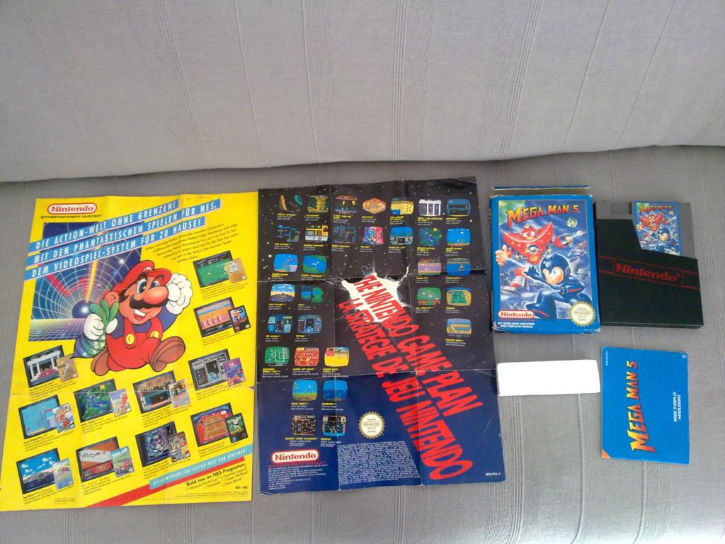 [RECH] Jeux Nintendo NES 17072025