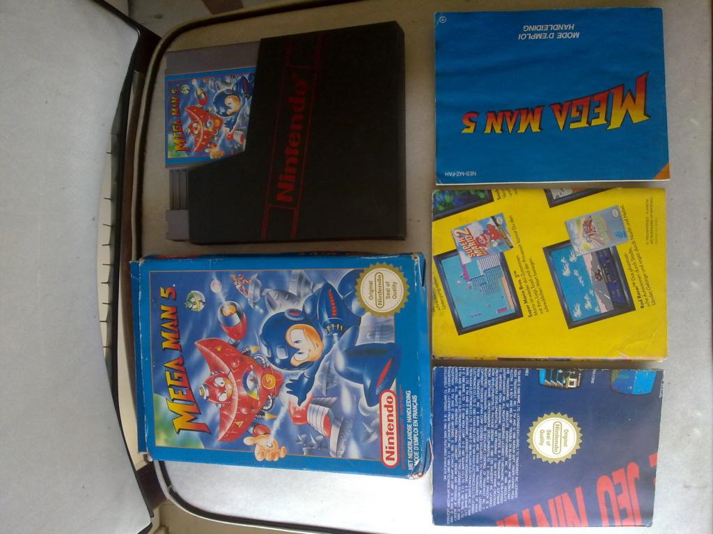 [RECH] Jeux Nintendo NES 17072026