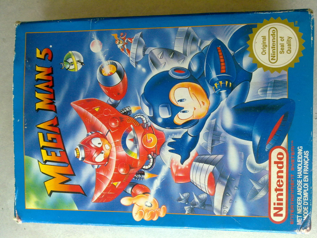Estimation Mega-man 5  17072035
