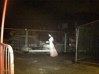 Ghost on Building Site? A03f8310