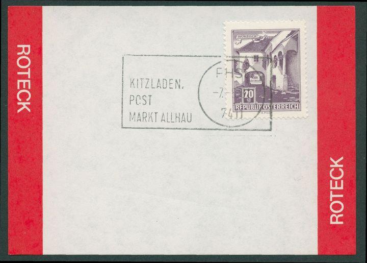 Posthilfsstellen-Stempel Kitzla11