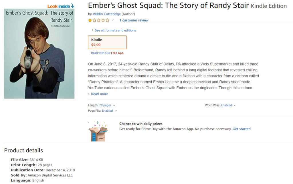 Books on mass murder Randy-10