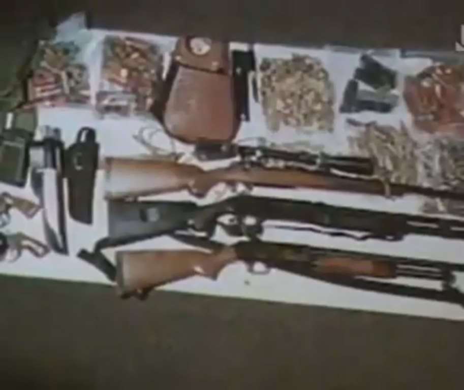 Photo's of mass murderer's weapons - Page 11 Richar11