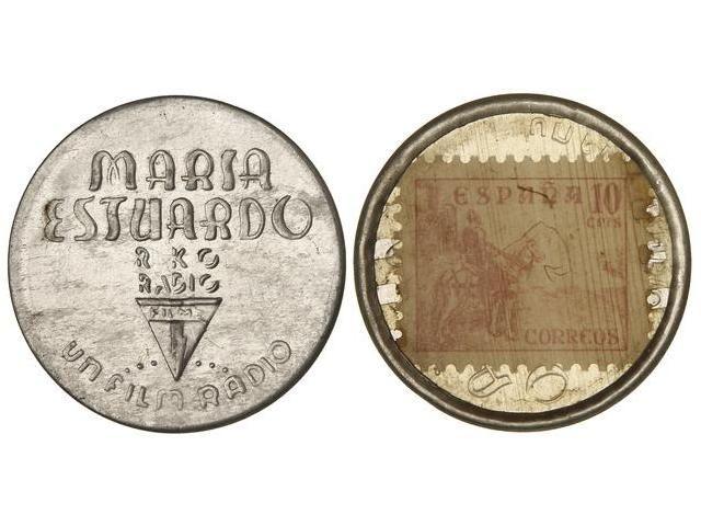 Discos de aluminio con sellos 18874510