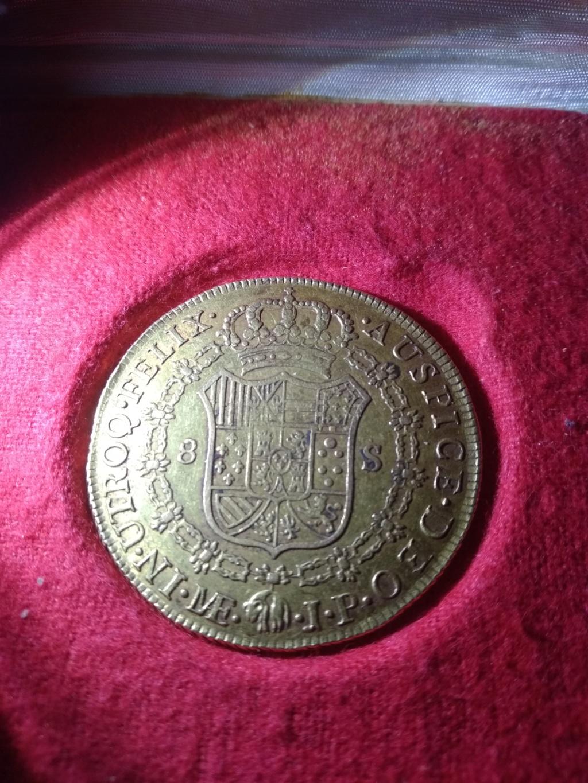 8 Escudos 1814. Fernando VII. Lima Img_2011