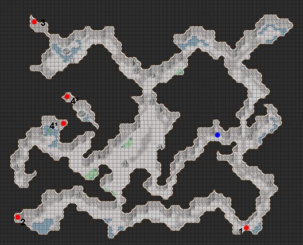 [Missão B] The Hunt Cavern10