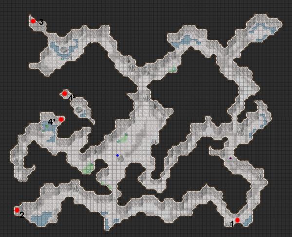 [Missão B] The Hunt Cavern11