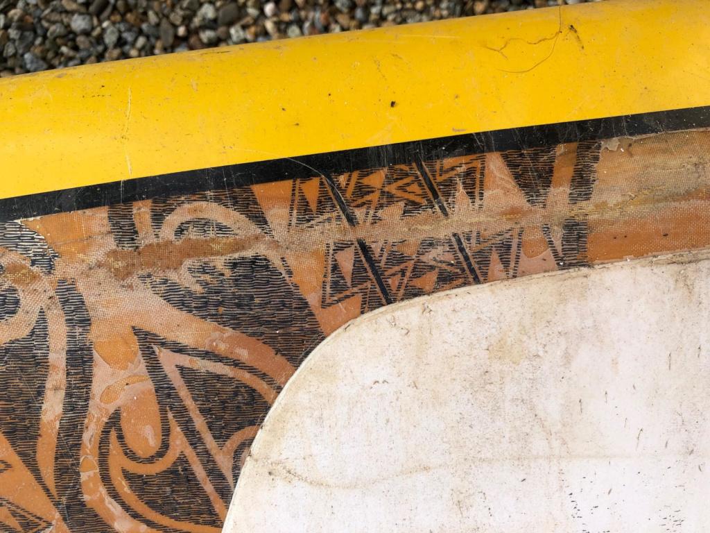 """""""Restauration"""" de planche Naish310"""