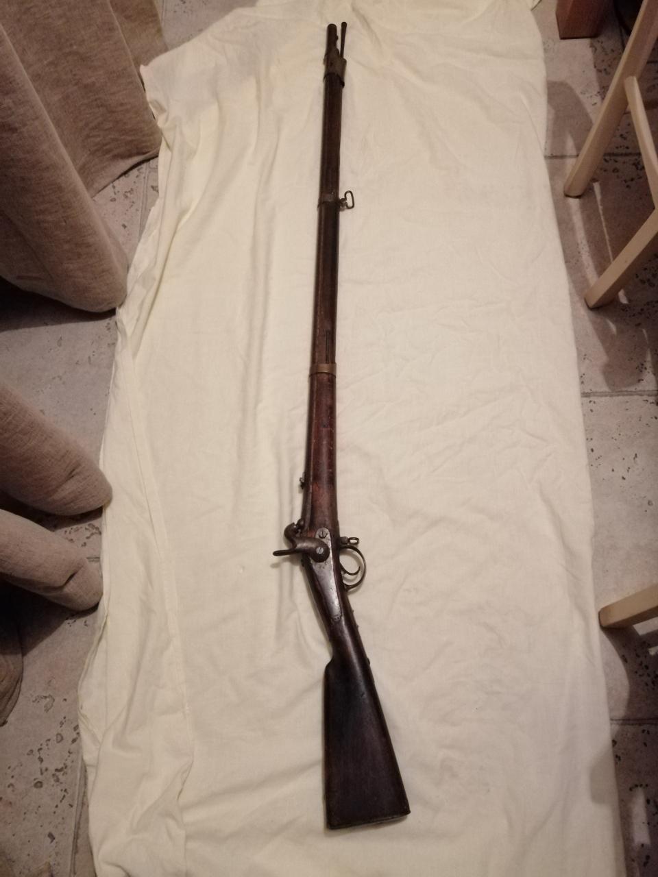 Identification fusil 1846 111