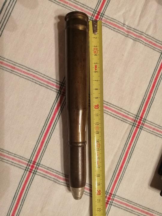 Munition anti aérienne  112
