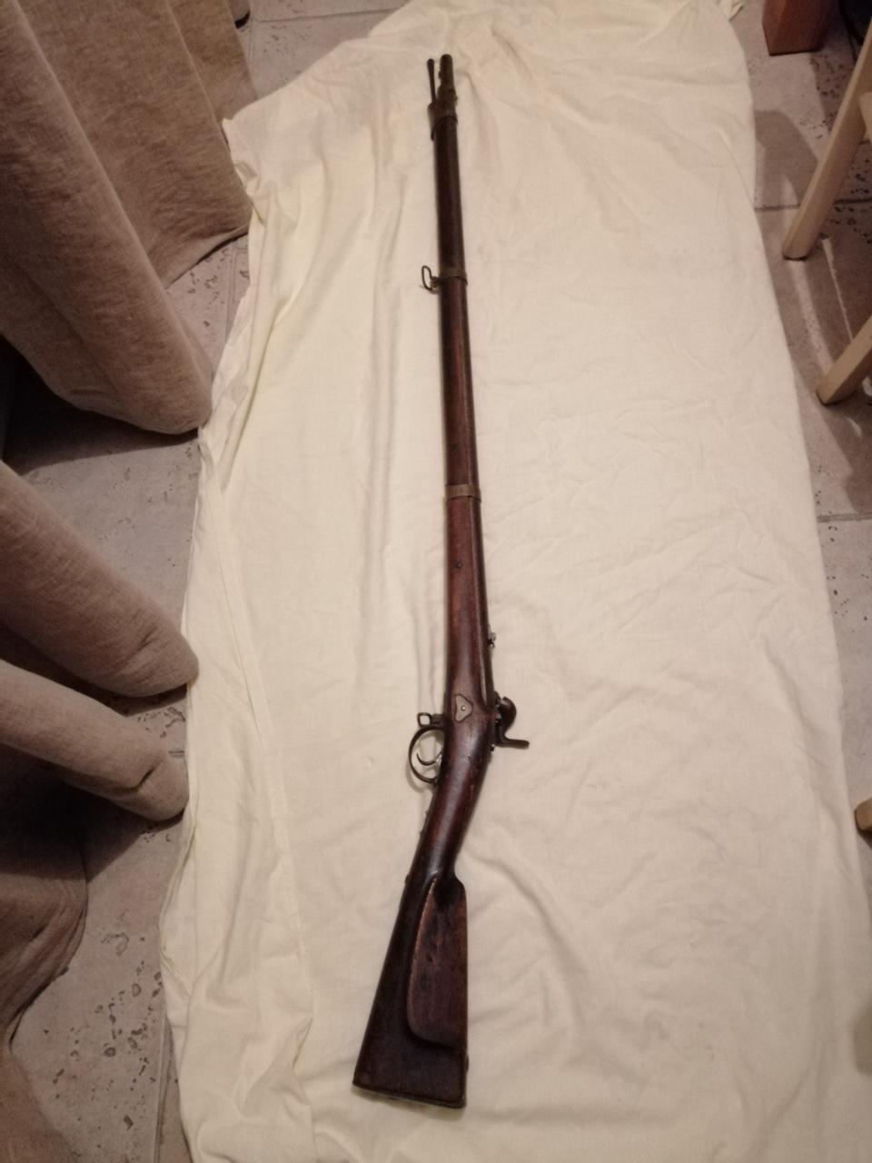 Identification fusil 1846 211