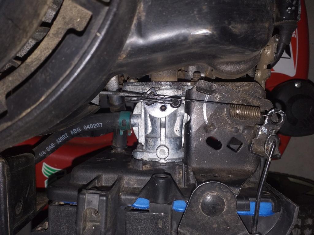 Perdita benzina primer Gas_ap11