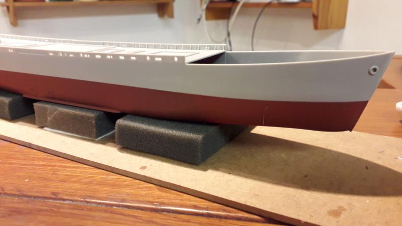 """Liberty ship   """" JOHN W BROWN""""  20200364"""