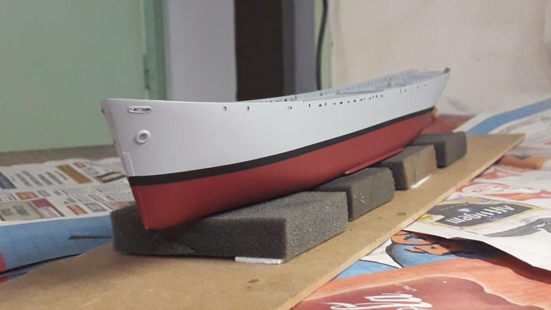 """Liberty ship   """" JOHN W BROWN""""  20200419"""