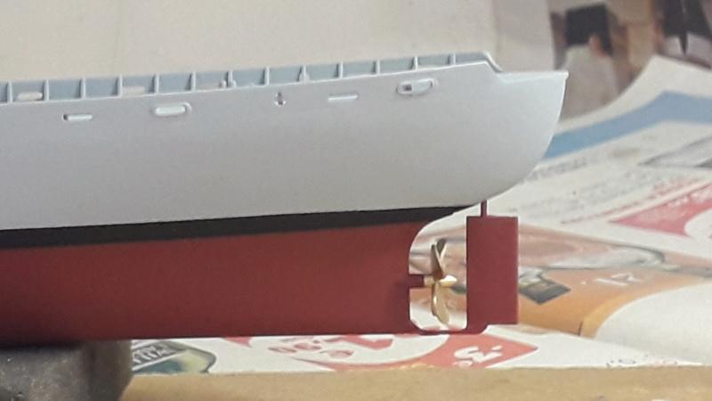 """Liberty ship   """" JOHN W BROWN""""  20200429"""