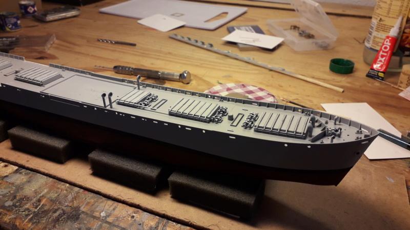 """Liberty ship   """" JOHN W BROWN""""  20200434"""