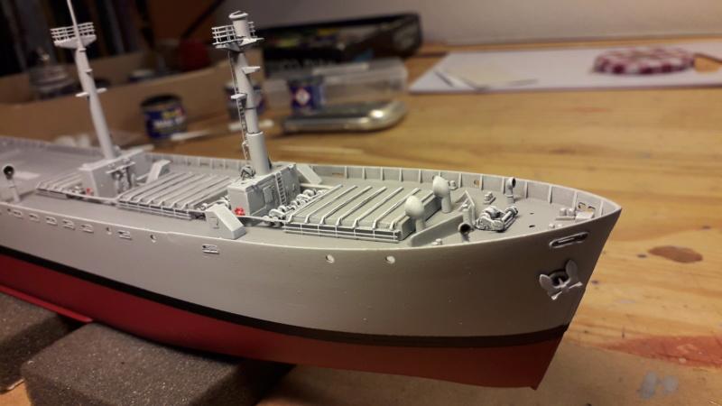 """Liberty ship   """" JOHN W BROWN""""  - Page 3 20200449"""